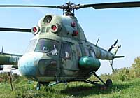 Helicopter-DataBase Photo ID:2321 PZL Mi-2 Museum of Polish Military Technology 2215 cn:542215012