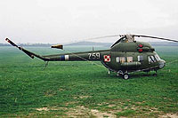 Helicopter-DataBase Photo ID:9107 PZL Mi-2TV (2) 103rd Aviation Regiment 259 cn:512539082