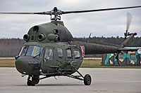 Helicopter-DataBase Photo ID:10464 PZL Mi-2URN 49th Army Aviation Base 2642 cn:562642112