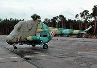 Helicopter-DataBase Photo ID:5118 PZL Mi-2 2nd Transport-Liaison Aviation Squadron 2644 cn:562644112