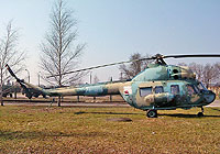 Helicopter-DataBase Photo ID:5121 PZL Mi-2 2nd Air Base 2644 cn:562644112