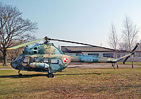 Helicopter-DataBase Photo ID:5122 PZL Mi-2 2nd Air Base 2644 cn:562644112