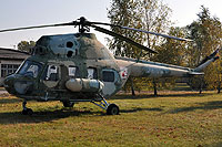 Helicopter-DataBase Photo ID:7401 PZL Mi-2 2nd Air Base 2644 cn:562644112