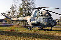Helicopter-DataBase Photo ID:7402 PZL Mi-2 2nd Air Base 2644 cn:562644112