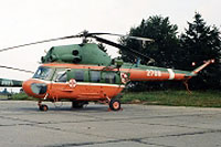Helicopter-DataBase Photo ID:11828 PZL Mi-2RM 18th Rescue and Liaison Aviation Squadron of the Navy 2706 cn:552706122