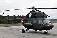 Helicopter-DataBase Photo ID:15724 PZL Mi-2RL 49th Army Aviation Base 2706 cn:552706122