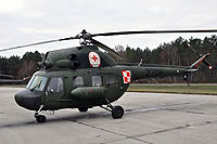 Helicopter-DataBase Photo ID:15725 PZL Mi-2RL 49th Army Aviation Base 2706 cn:552706122