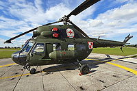 Helicopter-DataBase Photo ID:17310 PZL Mi-2RL 49th Army Aviation Base 2706 cn:552706122