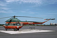 Helicopter-DataBase Photo ID:12260 PZL Mi-2RM 2nd Air Wing of the Navy 2947 cn:552947063