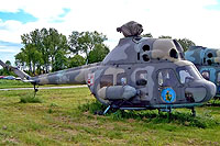 Helicopter-DataBase Photo ID:2616 PZL Mi-2 13th Transport Aviation Squadron 3049 cn:533049083