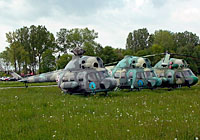 Helicopter-DataBase Photo ID:3167 PZL Mi-2 13th Transport Aviation Squadron 3049 cn:533049083