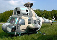 Helicopter-DataBase Photo ID:3168 PZL Mi-2 13th Transport Aviation Squadron 3049 cn:533049083