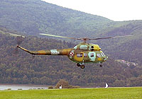 Helicopter-DataBase Photo ID:4054 PZL Mi-2URN 56th Combat Helicopters Regiment 3226 cn:563226123