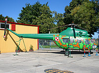 Helicopter-DataBase Photo ID:1346 PZL Mi-2 private Puck  cn:513720084