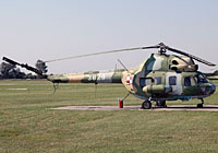 Helicopter-DataBase Photo ID:3715 PZL Mi-2D 56th Combat Helicopters Regiment 3829 cn:513829104