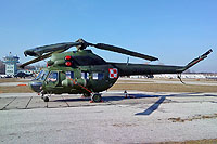 Helicopter-DataBase Photo ID:8883 PZL Mi-2D 56th Army Aviation Base 3829 cn:513829104