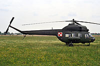 Helicopter-DataBase Photo ID:12652 PZL Mi-2D 56th Army Aviation Base 3829 cn:513829104