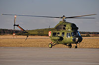 Helicopter-DataBase Photo ID:14465 PZL Mi-2D 56th Army Aviation Base 3829 cn:513829104
