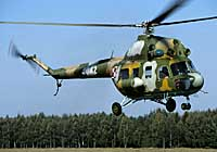 Helicopter-DataBase Photo ID:2191 PZL Mi-2 47th Training Helicopter Regiment 4042 cn:544042035