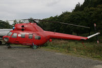 Helicopter-DataBase Photo ID:3034 PZL Mi-2 Kart-Bahn Winterberg-Niedersfeld  cn:564404115