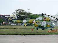 Helicopter-DataBase Photo ID:1955 PZL Mi-2RL 2nd Aviation Squadron 4507 cn:554507115