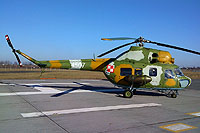 Helicopter-DataBase Photo ID:7405 PZL Mi-2RL 2nd Air Transport and Liaison Squadron 4507 cn:554507115