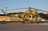 Helicopter-DataBase Photo ID:11817 PZL Mi-2RL 1st Search and Rescue Group 4510 cn:554510125