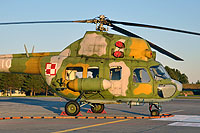 Helicopter-DataBase Photo ID:11818 PZL Mi-2RL 1st Search and Rescue Group 4510 cn:554510125