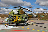 Helicopter-DataBase Photo ID:11823 PZL Mi-2RL 1st Search and Rescue Group 4510 cn:554510125