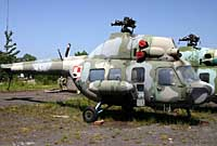 Helicopter-DataBase Photo ID:2649 PZL Mi-2RL 13th Transport Aviation Squadron 4511 cn:554511125
