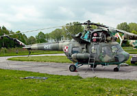 Helicopter-DataBase Photo ID:3166 PZL Mi-2RL 13th Transport Aviation Squadron 4511 cn:554511125