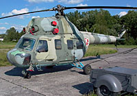 Helicopter-DataBase Photo ID:3165 PZL Mi-2RL 13th Transport Aviation Squadron 4511 cn:554511125