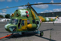 Helicopter-DataBase Photo ID:17861 PZL Mi-2RL 2nd Air Transport and Liaison Squadron 4513 cn:554513125