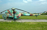 Helicopter-DataBase Photo ID:3161 PZL Mi-2RL 13th Transport Aviation Squadron 4514 cn:554514125