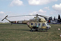 Helicopter-DataBase Photo ID:12300 PZL Mi-2RL 42nd Aviation Squadron 4514 cn:554514125