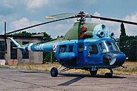Helicopter-DataBase Photo ID:13595 PZL Mi-2 103rd Aviation Regiment 4522 cn:514522115