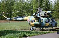 Helicopter-DataBase Photo ID:2762 PZL Mi-2RL 3rd Fighter Aviation Regiment 4545 cn:544545016