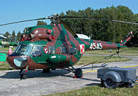 Helicopter-DataBase Photo ID:3162 PZL Mi-2RL 13th Transport Aviation Squadron 4545 cn:544545016