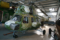 Helicopter-DataBase Photo ID:6141 PZL Mi-2 1st Aviation Training Centre 4547 cn:544547016