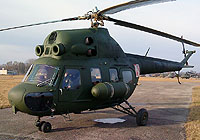 Helicopter-DataBase Photo ID:7521 PZL Mi-2P (modernized NVG) 56th Combat Helicopters Regiment 4708 cn:534708036