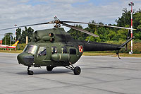 Helicopter-DataBase Photo ID:7937 PZL Mi-2P (modernized NVG) 56th Army Aviation Base 4708 cn:534708036