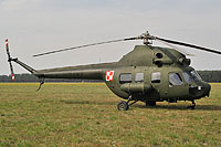 Helicopter-DataBase Photo ID:8240 PZL Mi-2P (modernized NVG) 56th Army Aviation Base 4708 cn:534708036