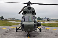 Helicopter-DataBase Photo ID:16933 PZL Mi-2P (modernized NVG) 56th Army Aviation Base 4708 cn:534708036