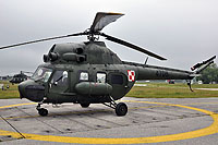 Helicopter-DataBase Photo ID:16934 PZL Mi-2P (modernized NVG) 56th Army Aviation Base 4708 cn:534708036