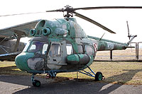 Helicopter-DataBase Photo ID:6550 PZL Mi-2 Museum 2nd Air Base Bydgoszcz 4710 cn:534710036