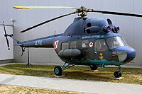 Helicopter-DataBase Photo ID:11677 PZL Mi-2P Air Force Museum 4711 cn:534711036