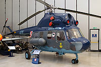 Helicopter-DataBase Photo ID:17289 PZL Mi-2P Air Force Museum 4711 cn:534711036