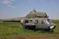 Helicopter-DataBase Photo ID:16926 PZL Mi-2P 41st Training Aviation Base 4712 cn:534712036