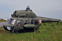 Helicopter-DataBase Photo ID:16927 PZL Mi-2P 41st Training Aviation Base 4712 cn:534712036