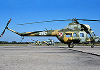 Helicopter-DataBase Photo ID:4843 PZL Mi-2RL 47th Training Helicopter Regiment 4717 cn:514717036